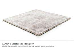 MARK 2 VISCOSE cocoon grey 3875
