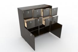iris couchtisch von leolux design arjan moors 2014. Black Bedroom Furniture Sets. Home Design Ideas