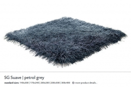 SG SUAVE petrol grey 5408