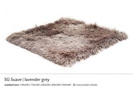 SG SUAVE lavender grey 5409