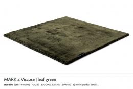 MARK 2 VISCOSE leaf green 3881