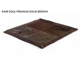 RARE SOLE PREMIUM solid brown 4022