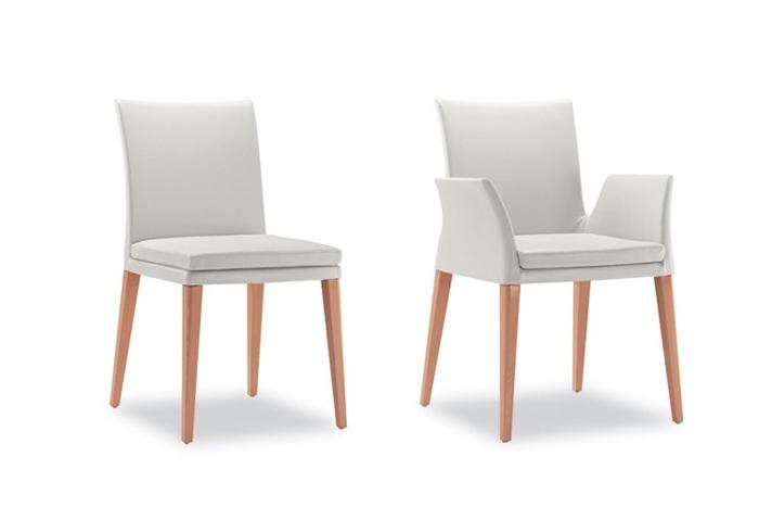 Ensemble designer stuhl von tonon design martin ballendat for Design stuhl range