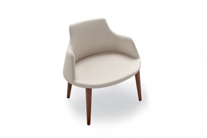 Antheia 049 designer stuhl von tonon design jackie choi for Design stuhl range