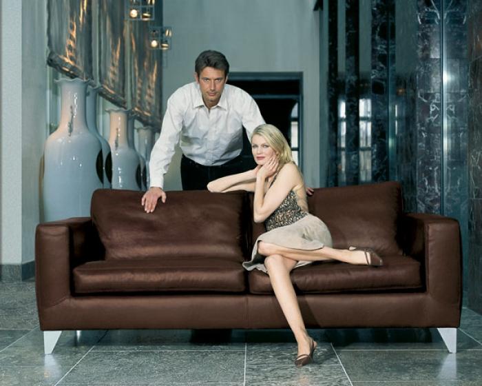 manolito sofa von machalke design by vanzanten ebay. Black Bedroom Furniture Sets. Home Design Ideas