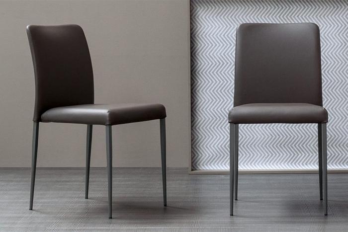 Giuseppina stuhl von bonaldo design dondoli und pocci for Design stuhl range