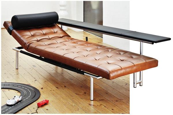 campus de luxe relaxliege sofa von ipdesign design. Black Bedroom Furniture Sets. Home Design Ideas