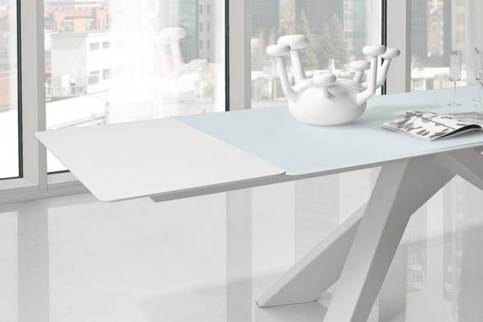 Big table esstisch mit auszug von bonaldo design alain gilles for Esstisch 320