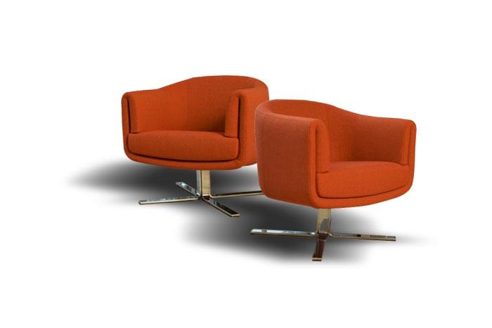 drehsessel av 113 von avantgarde erpo sitz kultur. Black Bedroom Furniture Sets. Home Design Ideas