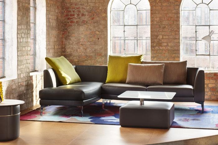 wohnlandschaft av 300 von avantgarde erpo sitz kultur. Black Bedroom Furniture Sets. Home Design Ideas