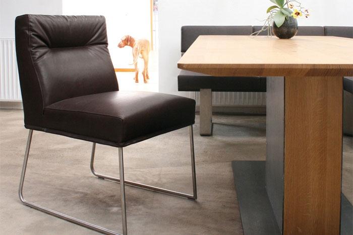 D light designer stuhl von kff design steven schilte for Design stuhl range