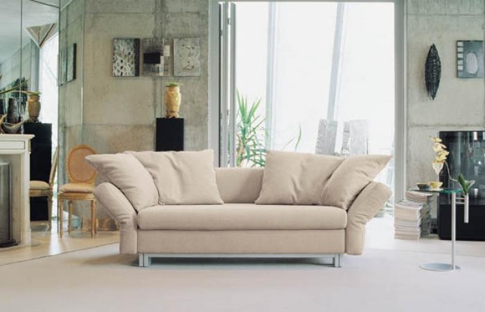 luna schlafsofa von franz fertig die collection ebay. Black Bedroom Furniture Sets. Home Design Ideas