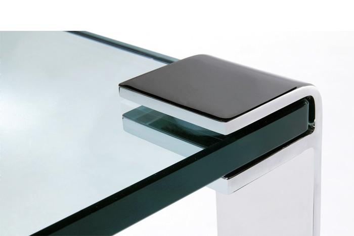 Klassik 1022 clubtisch von draenert design peter draenert for Couchtisch 50 x 100