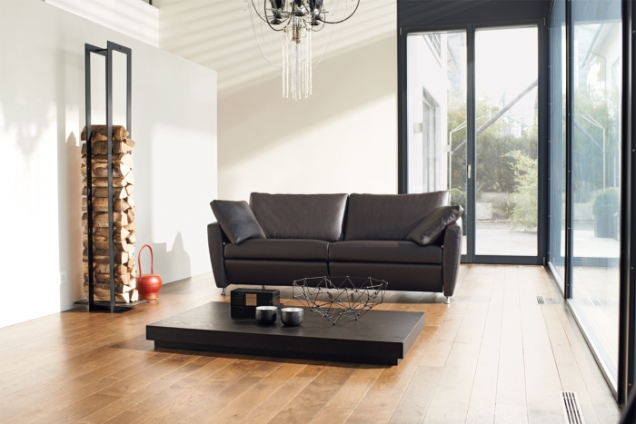 sesam sofa mit funktion von fsm. Black Bedroom Furniture Sets. Home Design Ideas