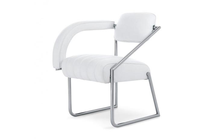 non conformist sessel von classicon design eileen gray 1926. Black Bedroom Furniture Sets. Home Design Ideas