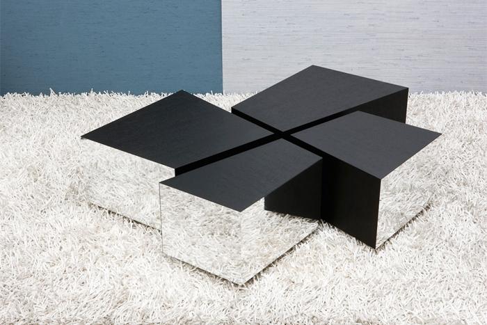 TETIS Couchtisch von Christine Kröncke, Design Stefan Veit