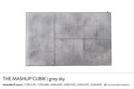 THE MASHUP CUBIK grey sky