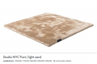 STUDIO NYC PURE light sand 3938