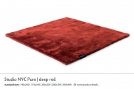 STUDIO NYC PURE deep red 3945