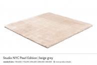 STUDIO NYC PEARL EDITION beige grey 3930