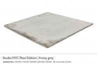 STUDIO NYC PEARL EDITION frosty grey 3929