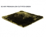 SG AIRY PREMIUM LOW CUT pitch green 5489