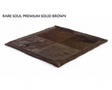 RARE SOLE PREMIUM solid brown 4022