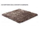 SG NORTHERN SOUL concrete aubergine 3727