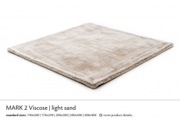 MARK 2 VISCOSE light sand 3876