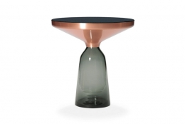 BELL SIDE Table Copper