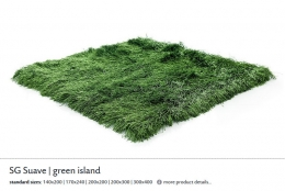 SG SUAVE green island 5416