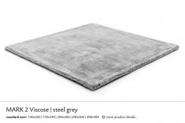 MARK 2 VISCOSE steel grey 3879