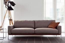 spirit armlehne schmal sofa von bw bielefelder werkst tten. Black Bedroom Furniture Sets. Home Design Ideas