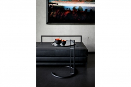 Adjustable table E1027 Black Version