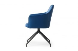 Mara cruz stuhl von leolux design christian werner for Design stuhl range