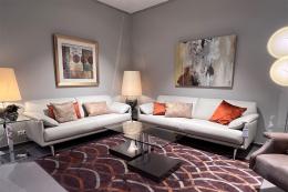 Bora Balanza Sofagruppe Ausstellungsmodell