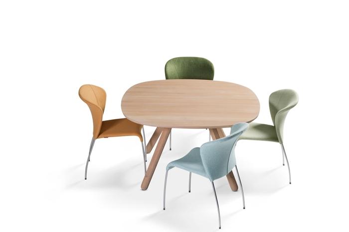 Calla stuhl von montis design gijs papavoine for Design stuhl range