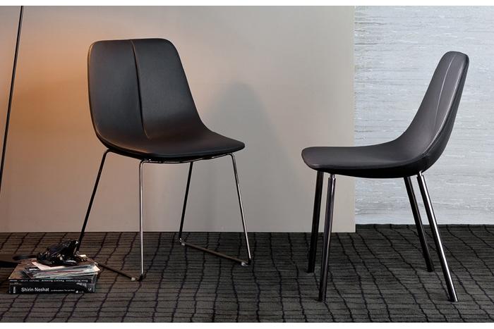 By designer stuhl von bonaldo design bartoli design for Design stuhl range