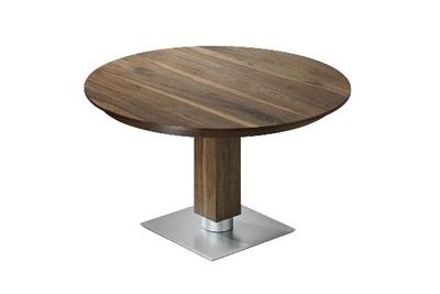 todo nussbaum esstisch von bacher die collection design thomas althau. Black Bedroom Furniture Sets. Home Design Ideas