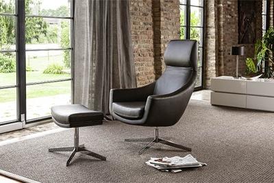 kent relaxsessel von bw bielefelder werkst tten design andreas weber. Black Bedroom Furniture Sets. Home Design Ideas