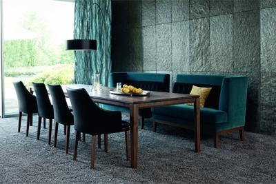 polo sofa sitzbank von bw bielefelder werkst tten design annette lang. Black Bedroom Furniture Sets. Home Design Ideas