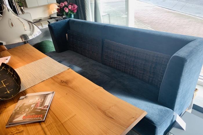 ausstellungsmodell polo sofa    sitzbank von bw bielefelder werkst u00e4tten  design annette lang