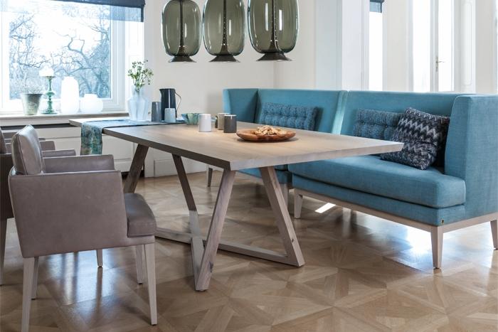 Ausstellungsmodell Polo Sofa Sitzbank Von Bw Bielefelder
