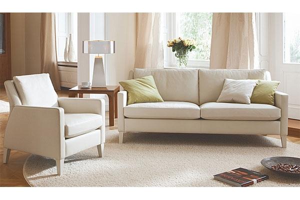 graciosa sofa bw 117 3001 von bw bielefelder werkst tten design h schnabel m schneider. Black Bedroom Furniture Sets. Home Design Ideas