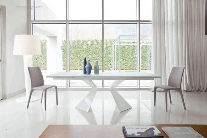 prora b 250 cm esstisch von bonaldo design mauro lipparini. Black Bedroom Furniture Sets. Home Design Ideas
