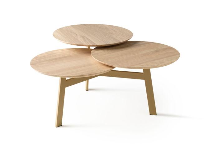 ninfea couchtisch von leolux design stephan veit. Black Bedroom Furniture Sets. Home Design Ideas