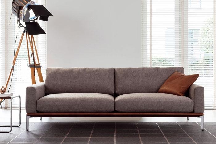 spirit armlehne schmal sofa von bw bielefelder werkst tten design georg appeltshauser. Black Bedroom Furniture Sets. Home Design Ideas