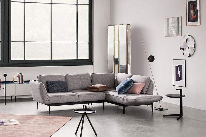 Mera Wohnlandschaft Von Rolf Benz Design Beck Design