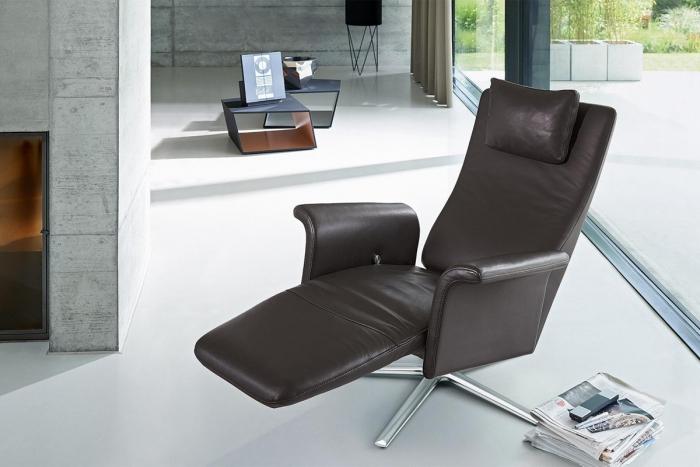 filou relaxsessel mit funktion von fsm. Black Bedroom Furniture Sets. Home Design Ideas