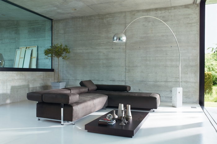 velas sofa mit funktion von fsm. Black Bedroom Furniture Sets. Home Design Ideas